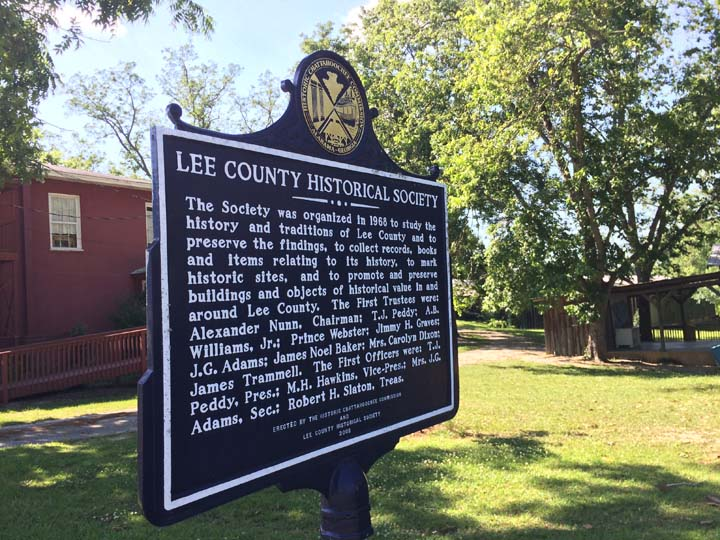 Lee County Historical Society