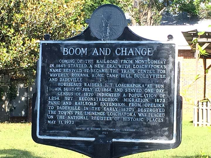 Boom and Change