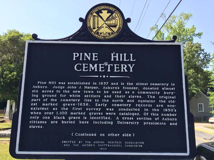 Pine Hill Cemetery