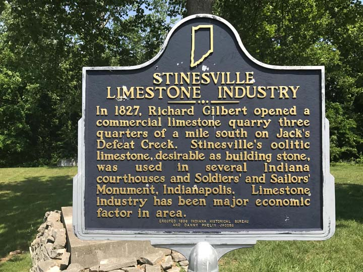 Stinesville Limestone Industry