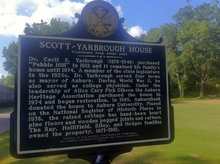 Scott-Yarbrough House