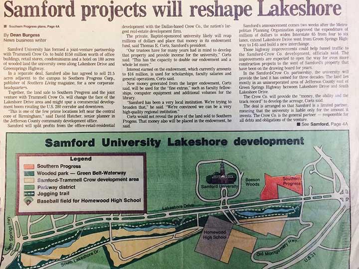 Samford zoning